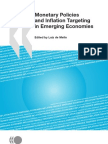 TCTT-De Tai 9 - Monetary Policies and Inflation Targeting in Emerging Economies