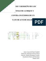 ANÁLISIS Y REDISEÑO DE LOS SISTEMAS DE ACHIQUE Y CONTRA INCE