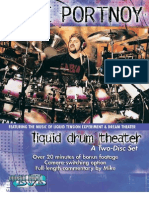 Mike Portnoy - Liquid Drum Theater Transcriptions)