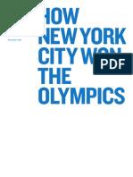 How NYC Won the Olympics, RudinMoss