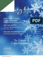 The Light - 2012 Winter Edition - CentersofLight.org