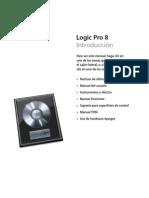 Introducci n a Logic Pro 8