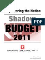 SDP Shadow Budget 2011