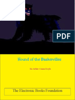 Hound of the Baskervilles by Doyle 2 Page Format