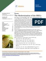 AG-The Modernization of the BRICs