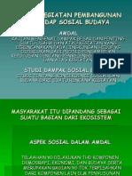 amdal sosial