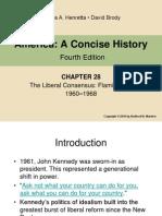 Ch28 Lib Consensus 1960-68 50 Slides