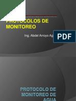 Adi 5 Protocolo de Monitoreo de Agua