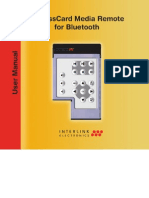 Bluetooth Express Card Manual