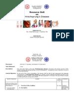 Resource Unit on Hirschsprung's Disease