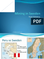 1 Mining in Sweden