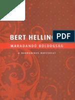 Bert Hellinger - Maradandó Boldogság pdf