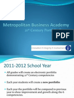 MBA 21st Century Plan