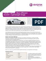 Lotus Exige Technical Information