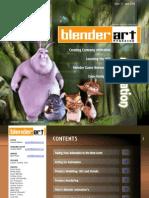 BlenderArt Magazine - 15 - Animation