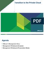 Virtualization Management White Board