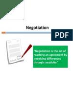 Chandan Negotiation