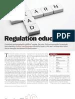 Operational Risk and Regulation