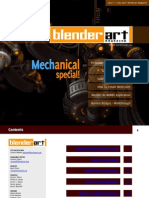 BlenderArt Magazine - 11 - Mechanical