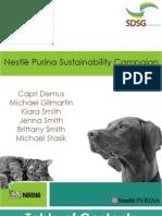 Nestlé Purina Sustainability Campaign