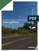 Relatório Greenpeace 2008 – A Caminho da Sustentabilidade Energética