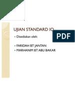 Ujian Standard Iq (1)