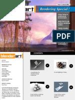 BlenderArt Magazine - 03 - Rendering Special