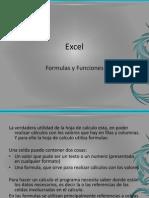 Formulas en Excel 2007