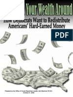 Report Spreading Your Wealth Around