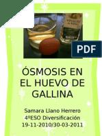 1 ÓSMOSIS Samara