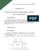 Lab.08 - Studiul Unui Sistem de Transmit Ere a Datelor-Demultiplexorul