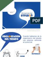 TECNICAS DE ESTUDIO (2)