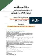 Juliet E. McKenna - Aldabreshin 1 - Southern Fire