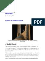 Khalid Chraibi - Selected Articles