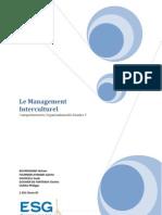 Dossier Final - Le Management Interculturel
