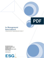Dossier Final - Le Management Interculturel