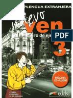 Nuevo Ven 3 - Libro de Ejercicios