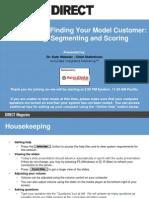 Webinar 3 Steps Model Customer