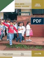 Propuestas Superar Fracaso Escolar UNICEF