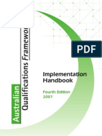 AQF-handbook07