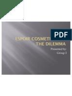 EspoIR Cosmetics