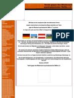 Verein Gegen Den Missbrauch Psychophysischer Waffen e.v - Strahlenfolter.oyla.De