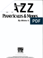 Misha Stefanuk - Jazz Piano Scales and Modes