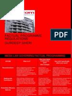 Media Law Ofcom