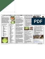 Harvesting & Processing Design