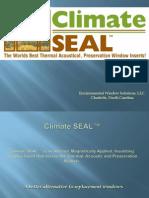 Climate Seal Presentation