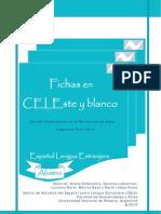 71443648 Fichas en Celeste y Blanco Por La Universidad Nacional de Rosario Argentina