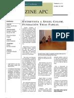 Magazine APC Octubre 2008-2