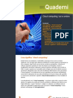 Quaderni Cloud Computing