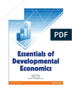 Essentials of Developmental Economics by Todaro, Smith, & Meandahawi